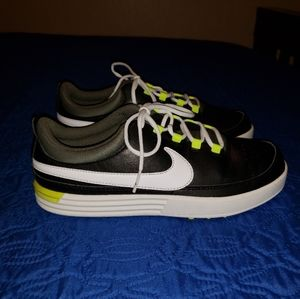 Nike size 5Y, gently used.